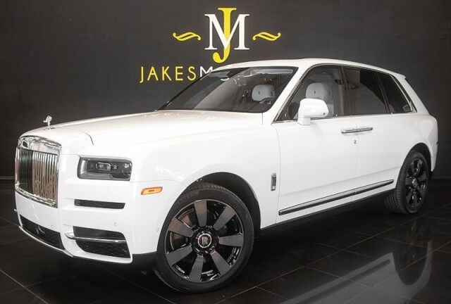 2019 Rolls-Royce Cullinan *ONLY 1400 MILES* *WHITE ON WHITE* San Diego CA