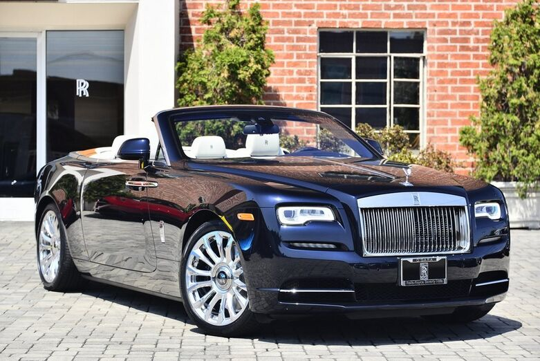2019 Rolls-Royce Dawn  Beverly Hills CA