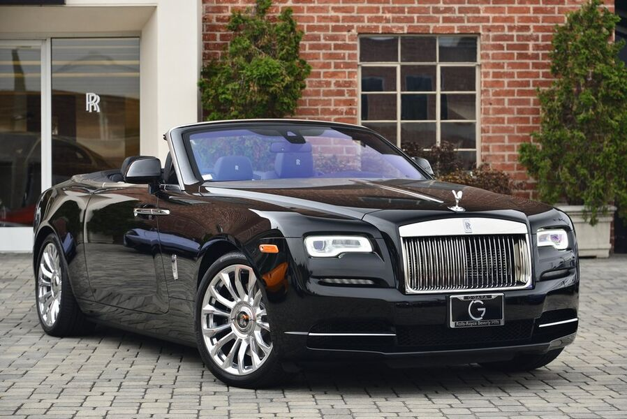 2019_Rolls-Royce_Dawn__ Beverly Hills CA