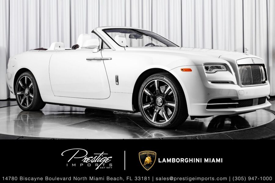 2019_Rolls-Royce_Dawn__ North Miami Beach FL
