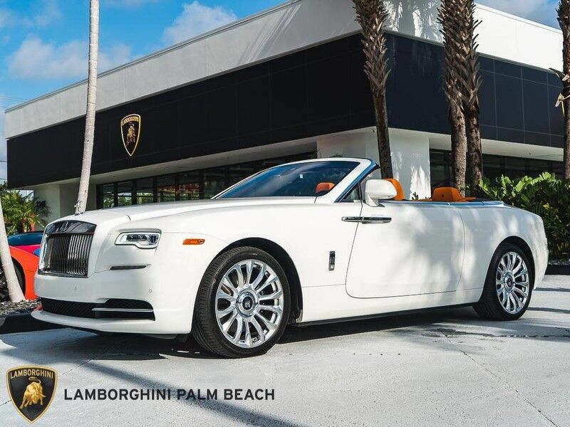 2019 Rolls-Royce Dawn  Palm Beach FL