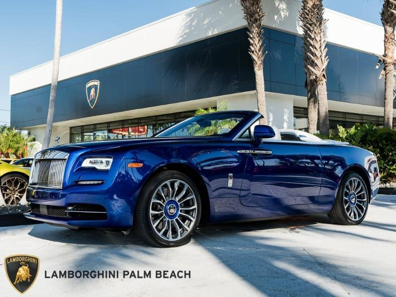 2019 Rolls-Royce Dawn West Palm Beach FL
