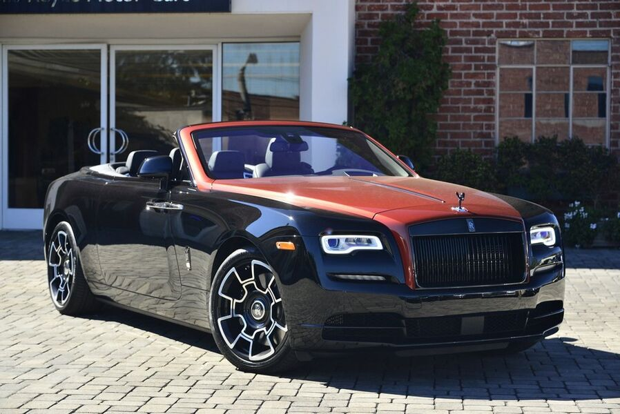 2019_Rolls-Royce_Dawn Black Badge Adamas__ Beverly Hills CA