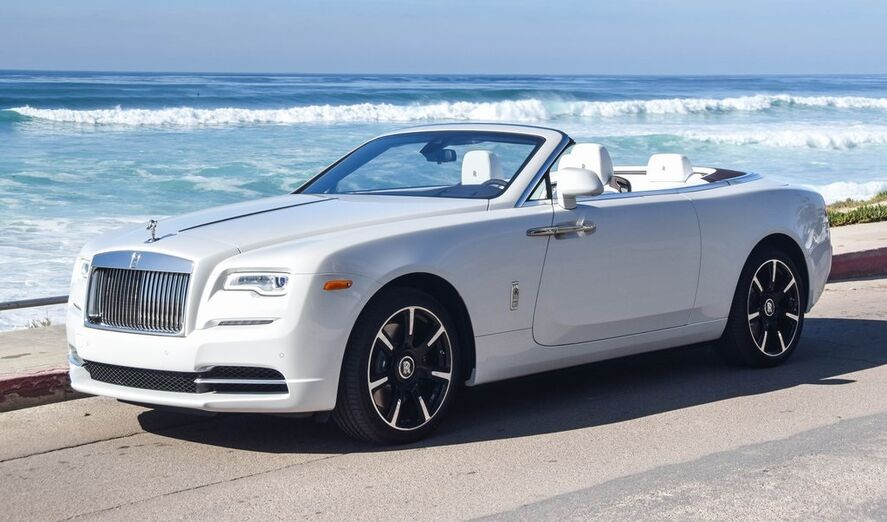 2019 Rolls-Royce Dawn Inspired by Music Series  San Diego CA