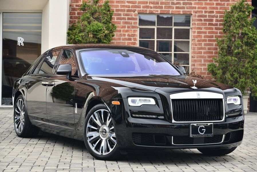 2019_Rolls-Royce_Ghost__ Beverly Hills CA