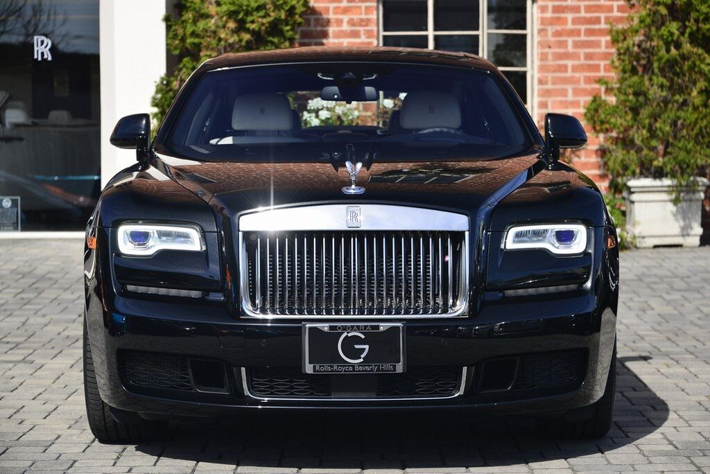 2019 Rolls-Royce Ghost  Beverly Hills CA