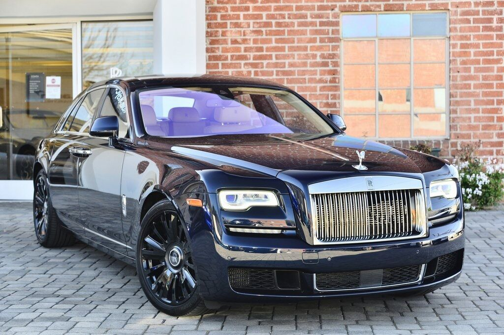 2019 Rolls-Royce Ghost Lawrence KS