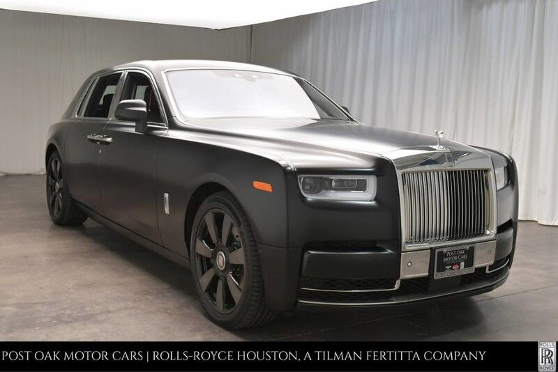 2019 Rolls-Royce Phantom Houston TX