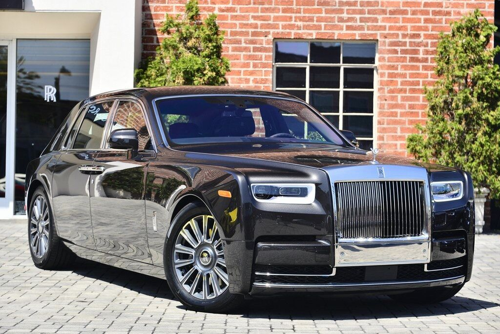 2019 Rolls-Royce Phantom Lawrence KS