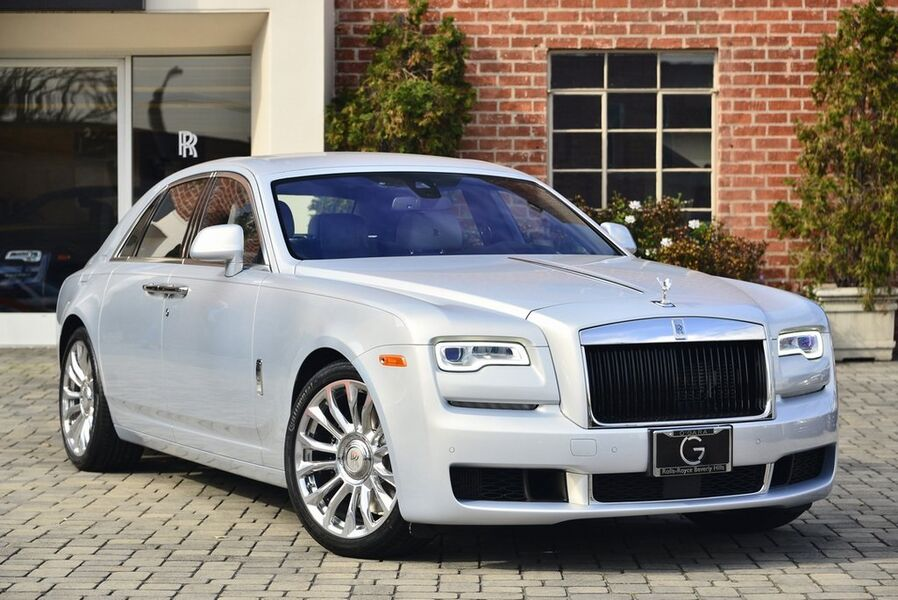 2019_Rolls-Royce_Silver Ghost Collection__ Beverly Hills CA