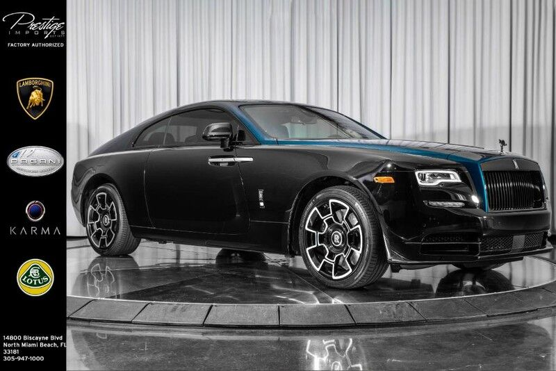 2019_Rolls-Royce_Wraith__ North Miami Beach FL