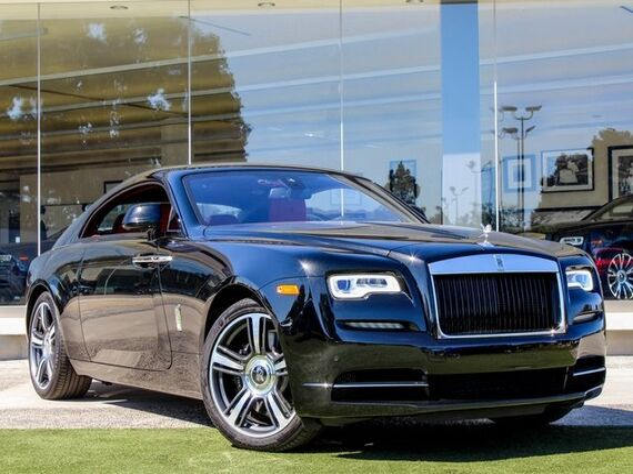 2019_Rolls-Royce_Wraith__ Westlake Village CA