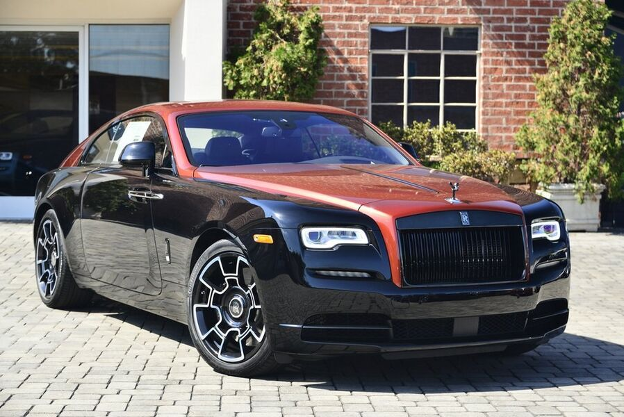 2019_Rolls-Royce_Wraith Black Badge Adamas__ Beverly Hills CA