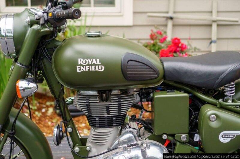 2019 Royal Enfield Classic 500 Boxborough MA