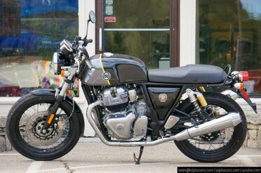 2019_Royal Enfield_Continental GT_650_ Boxborough MA