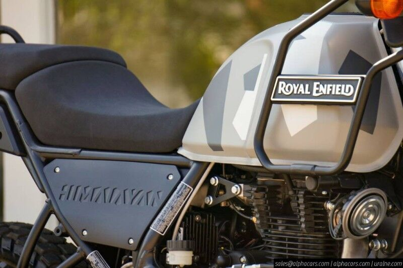 2019 Royal Enfield Himalayan ABS Boxborough MA