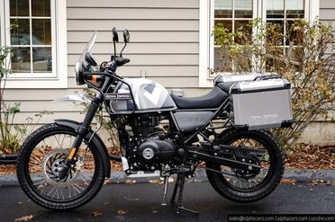 2019_Royal Enfield_Himalayan_ABS_ Boxborough MA