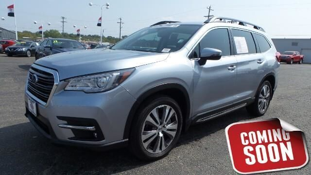 2019 Subaru Ascent 2.4T Limited 7-Passenger Topeka KS