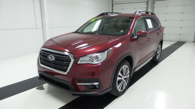 2019 Subaru Ascent 2.4T Limited 8-Passenger Topeka KS