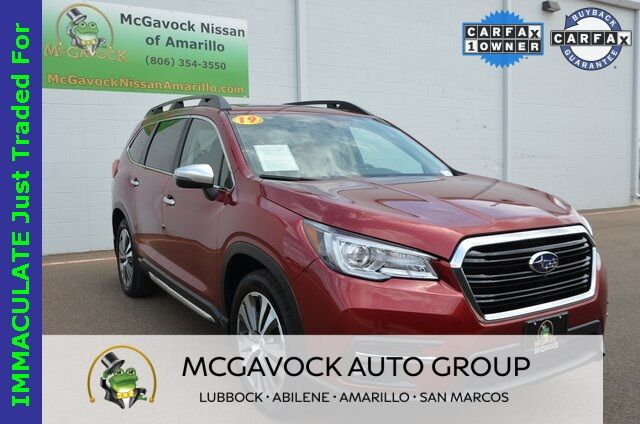 2019 Subaru Ascent Touring Amarillo TX