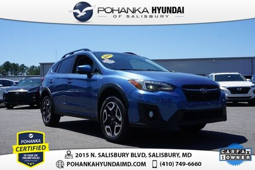 2019_Subaru_Crosstrek_2.0i Limited **ONE OWNER**_ Salisbury MD