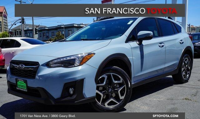 2019 Subaru Crosstrek 2.0i Limited San Francisco CA