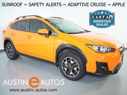 2019_Subaru_Crosstrek 2.0i Premium AWD_*EYESIGHT, MOONROOF, ADAPTIVE CRUISE, BLIND SPOT & LANE DEPARTURE ALERTS, COLLISION WARNING, HEATED SEATS, APPLE CARPLAY_ Round Rock TX