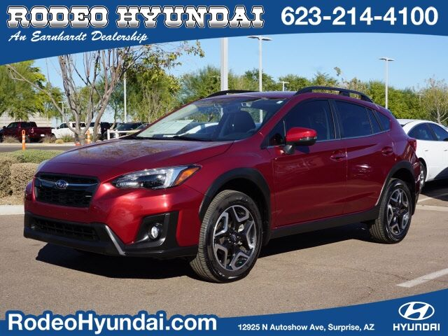 2019 Subaru Crosstrek 4d SUV 2.0i Limited Surprise AZ
