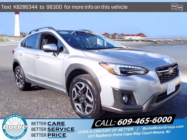 2019 Subaru Crosstrek Limited Cape May Court House NJ