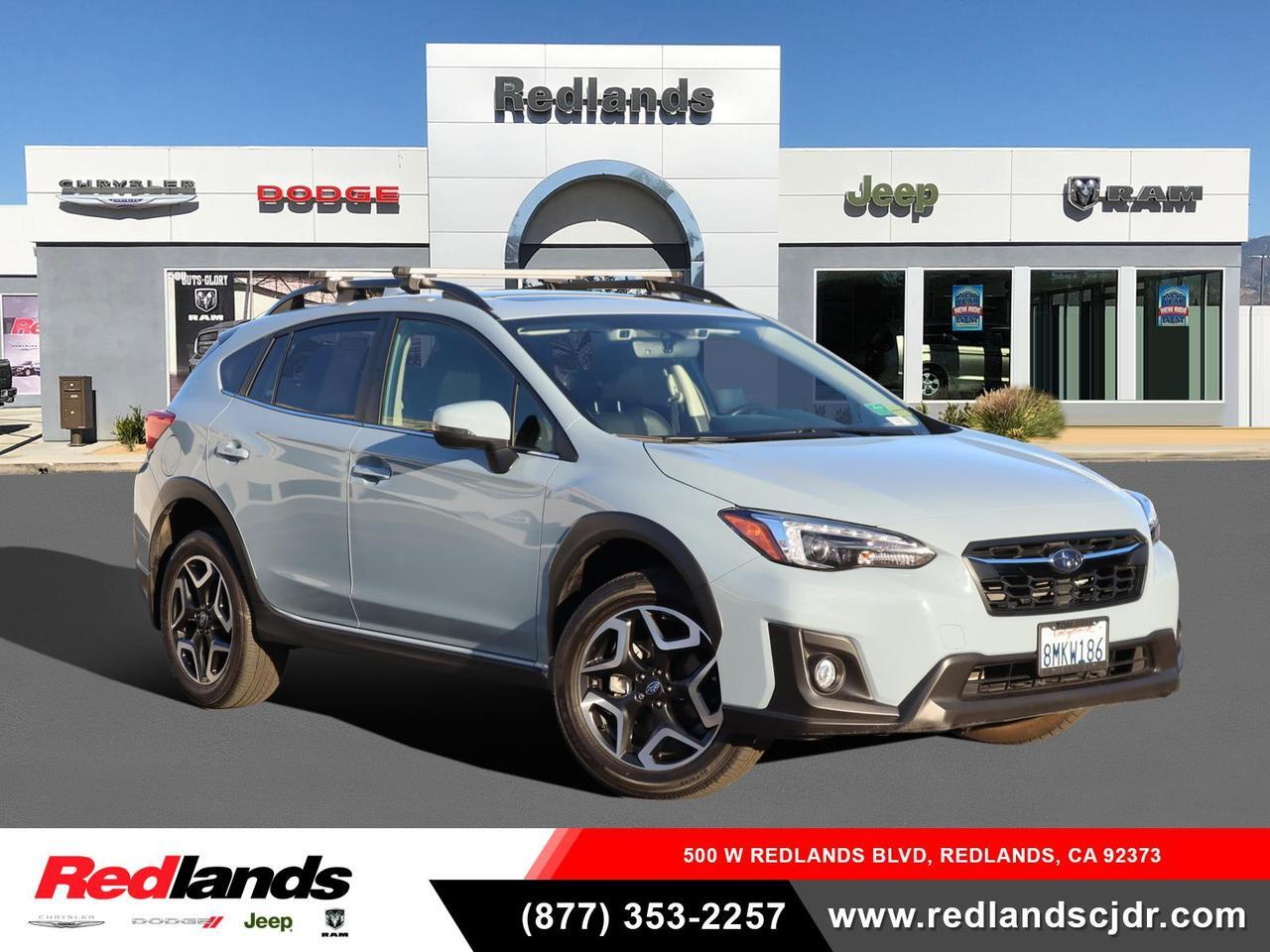 2019 Subaru Crosstrek Limited Redlands CA