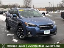 2019 Subaru Crosstrek Limited South Burlington VT