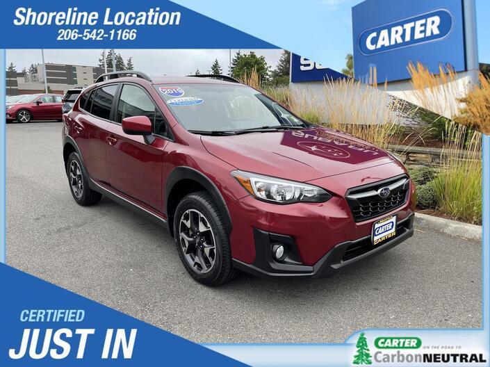 2019 Subaru Crosstrek Premium Seattle WA