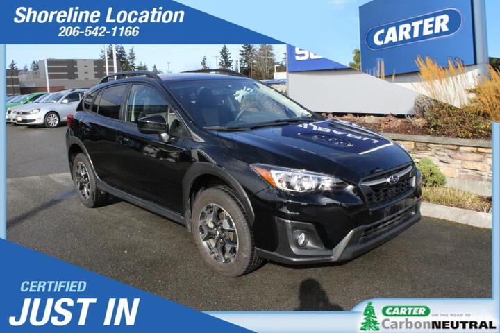 2019 Subaru Crosstrek Premium Seattle WA