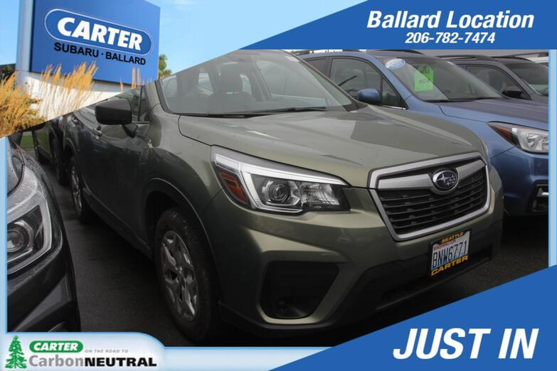 2019 Subaru Forester  Seattle WA
