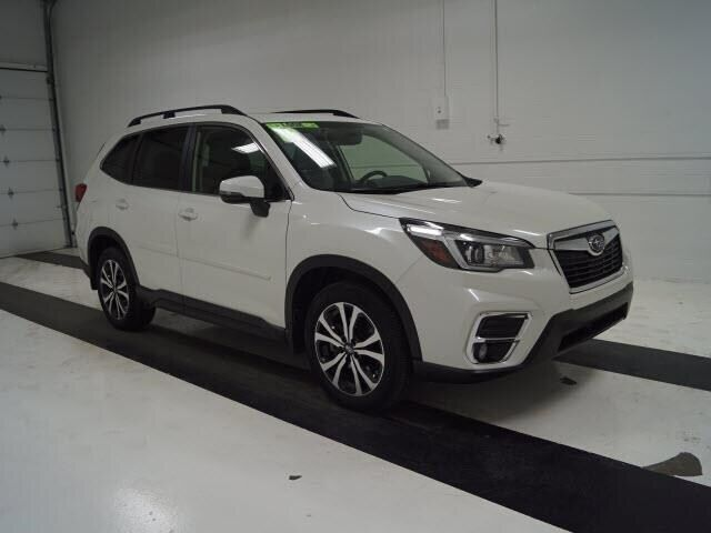 2019 Subaru Forester 2.5i Limited Topeka KS