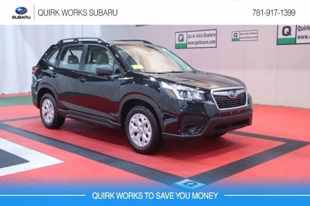 2019 Subaru Forester BASE Braintree MA