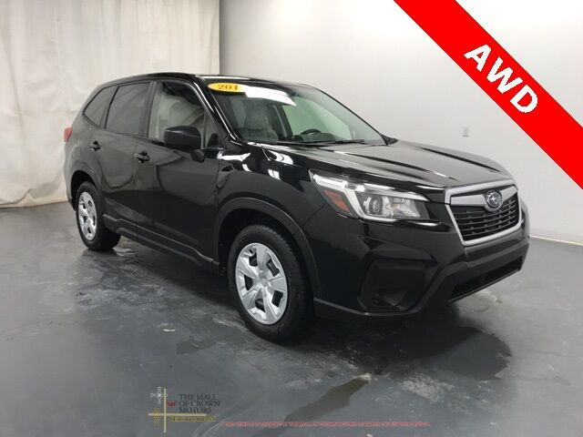 2019 Subaru Forester Base Holland MI