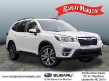 2019_Subaru_Forester_Limited_  NC