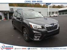 2019_Subaru_Forester_Limited_ Asheboro NC