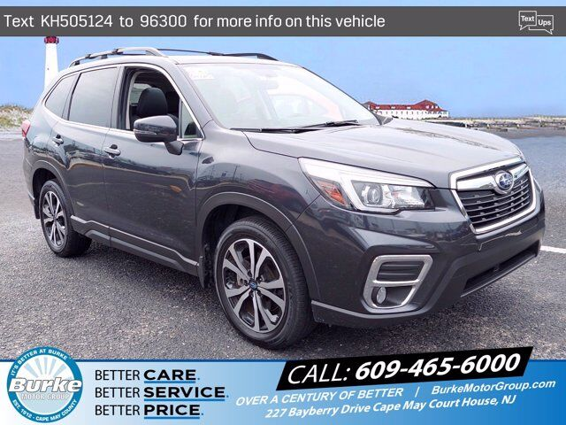 2019 Subaru Forester Limited Cape May Court House NJ