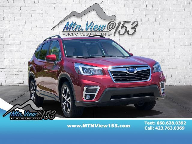 2019 Subaru Forester Limited Chattanooga TN