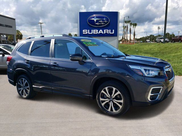 2019 Subaru Forester Limited Leesburg FL