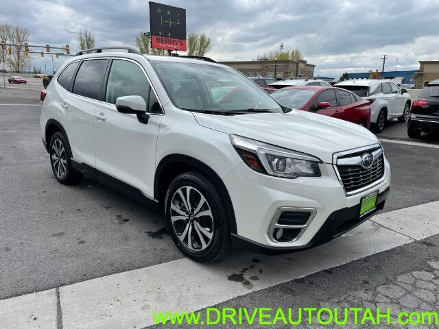 2019 Subaru Forester Limited Pleasant Grove UT
