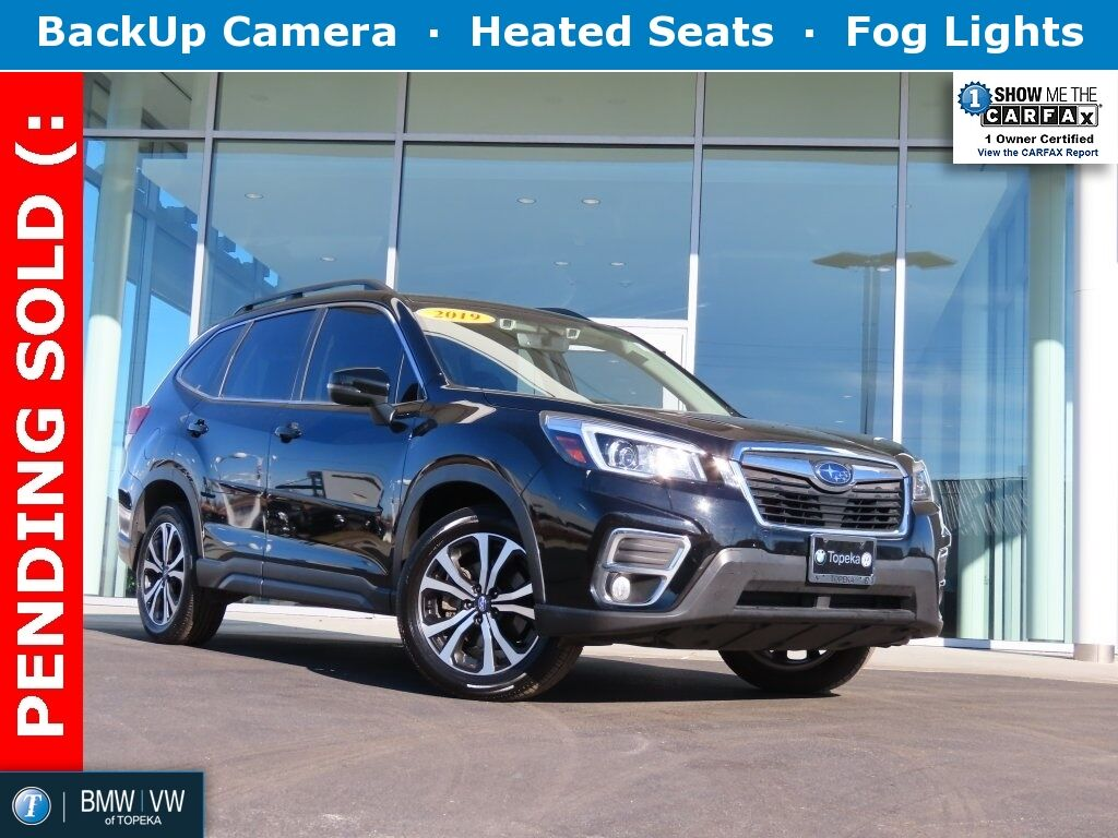 2019 Subaru Forester Limited Topeka KS