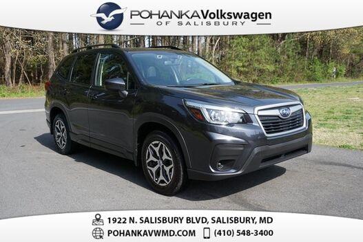 2019_Subaru_Forester_Premium AWD_ Salisbury MD