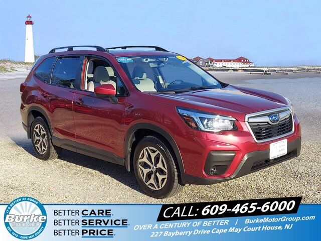 2019 Subaru Forester Premium Cape May Court House NJ