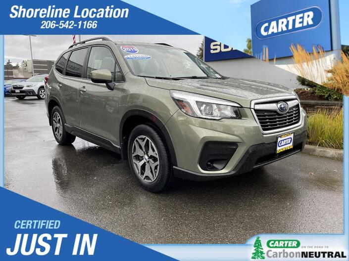 2019 Subaru Forester Premium Seattle WA
