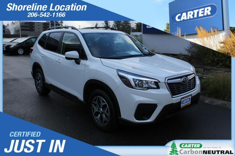 2019 Subaru Forester Premium Seattle WA