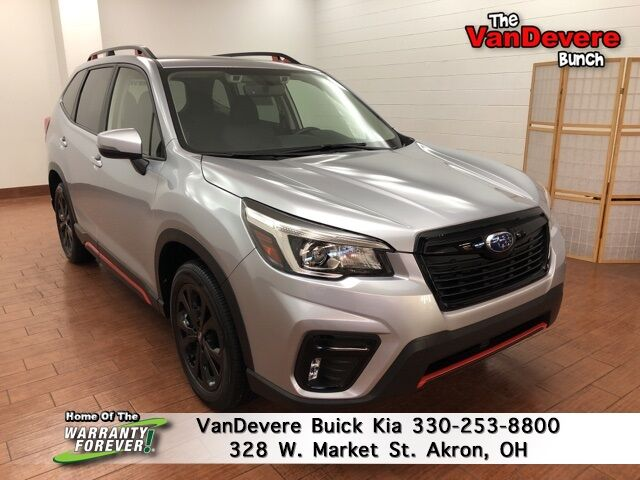 2019 Subaru Forester Sport Akron OH