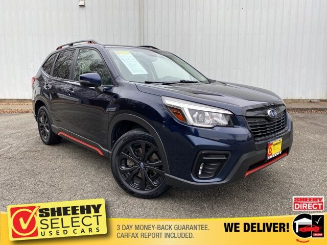 2019 Subaru Forester Sport Richmond VA